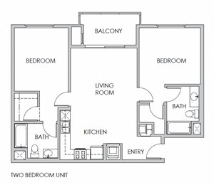Two Bedroom 2