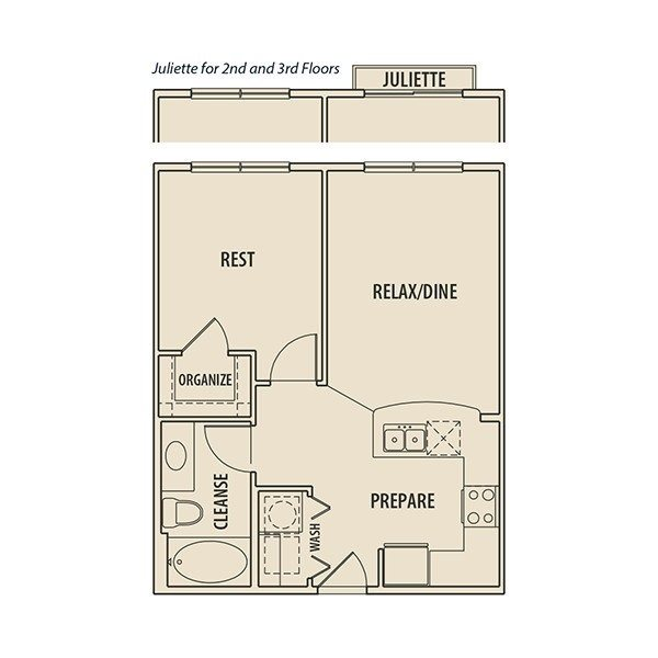 Floor Plans Of Gateway Oaks Apartments In Forney, TX