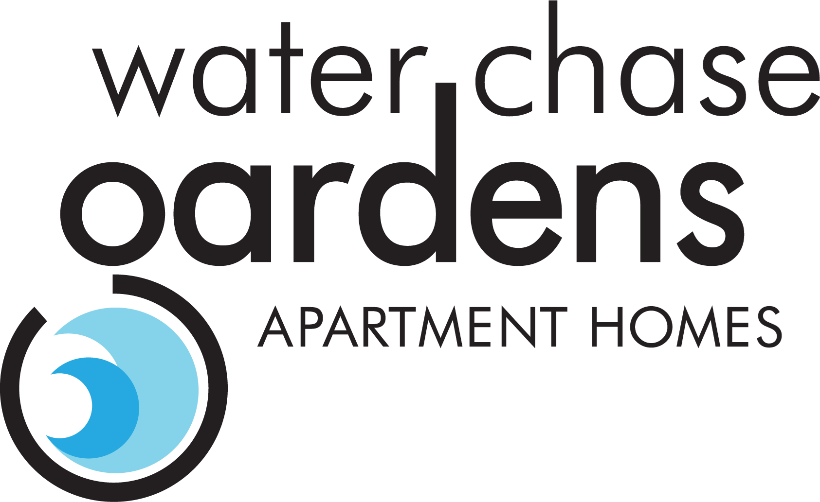 Waterchase Gardens Apartment Homes Logo