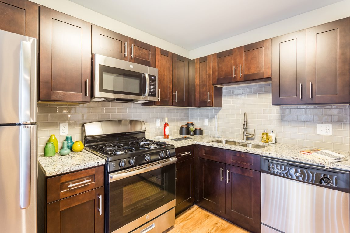 The Crossings at St. Charles Apartments Kitchen