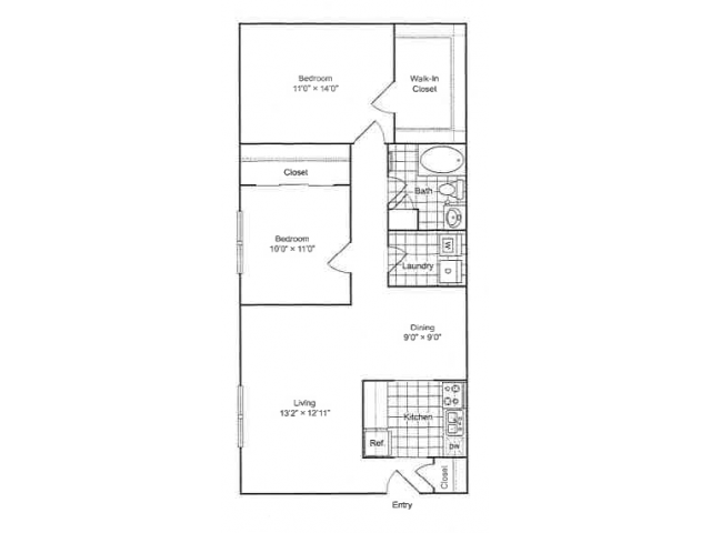 The Durham Floor Plan 2