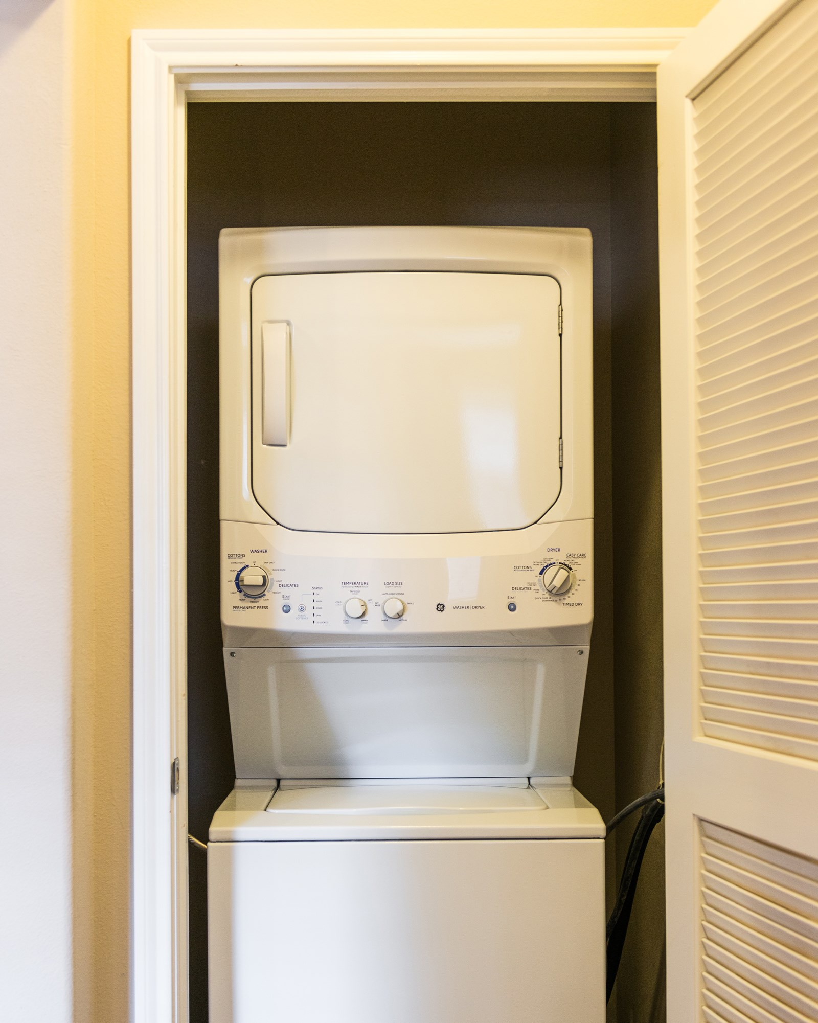 In-Unit Laundy at Estate at Woodmen Ridge Apartments in Colorado Springs, CO