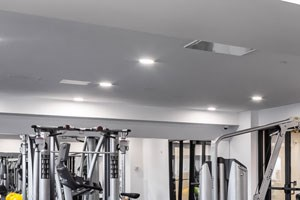 The Loden Apartments Lifestyle - Fitness Center