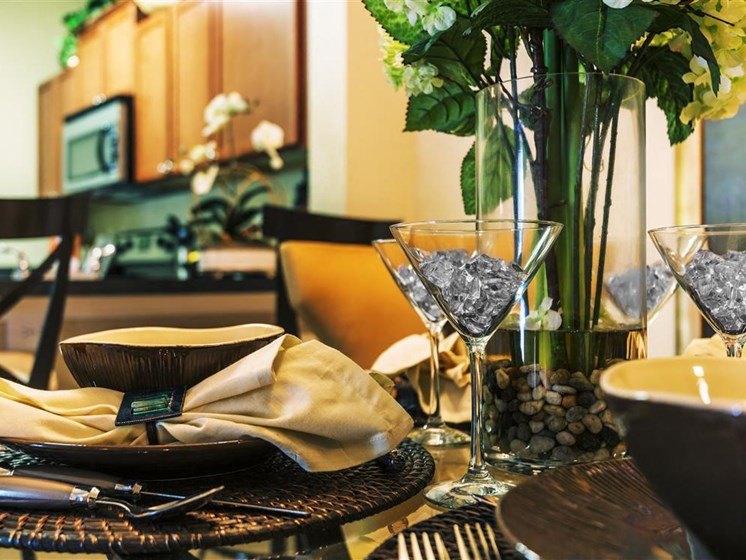Upscale apartment living at Rose Heights apartments, Raleigh, NC