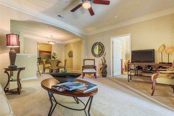 Vaulted ceilings at Rose Heights , Raleigh, NC