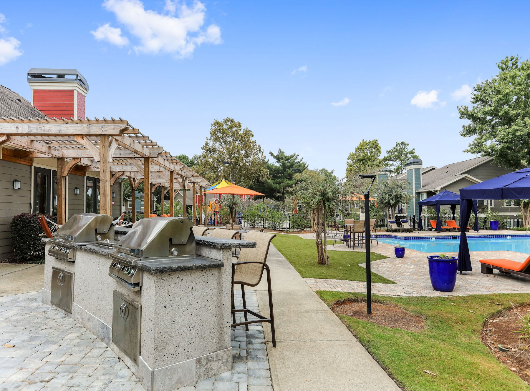 Laurel Hills Preserve Apartments In Marietta Ga