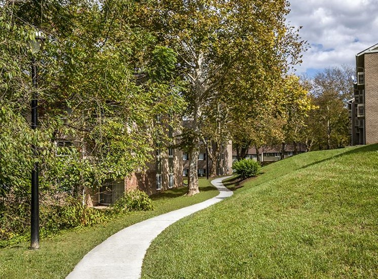 Nature Preserve View at The Brook at Columbia, Maryland, 21044