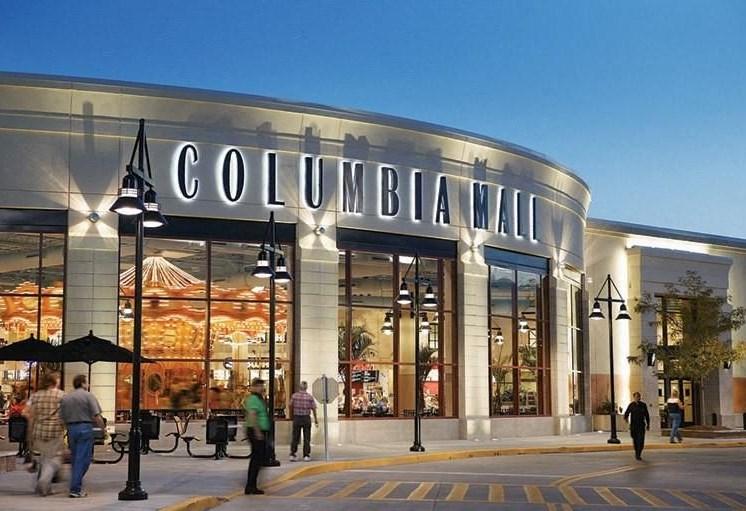 Lots Off Shopping Options at The Brook at Columbia, Columbia, Maryland