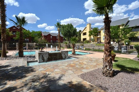 Resort-like property  at Ryan's Crossing Apartement, Texas, 79912