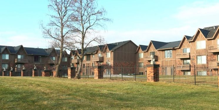 Stonehenge Gates Apartments in Flint
