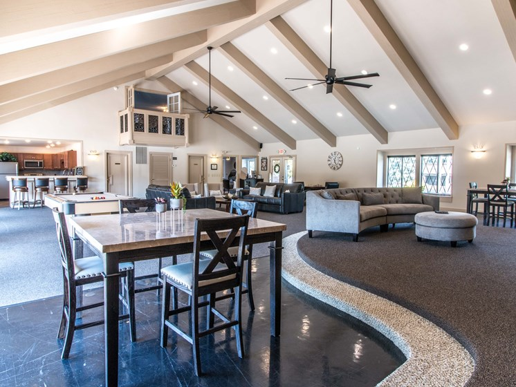 Spacious Clubhouse- Fox Hill Glens in Grand Blanc, MI!