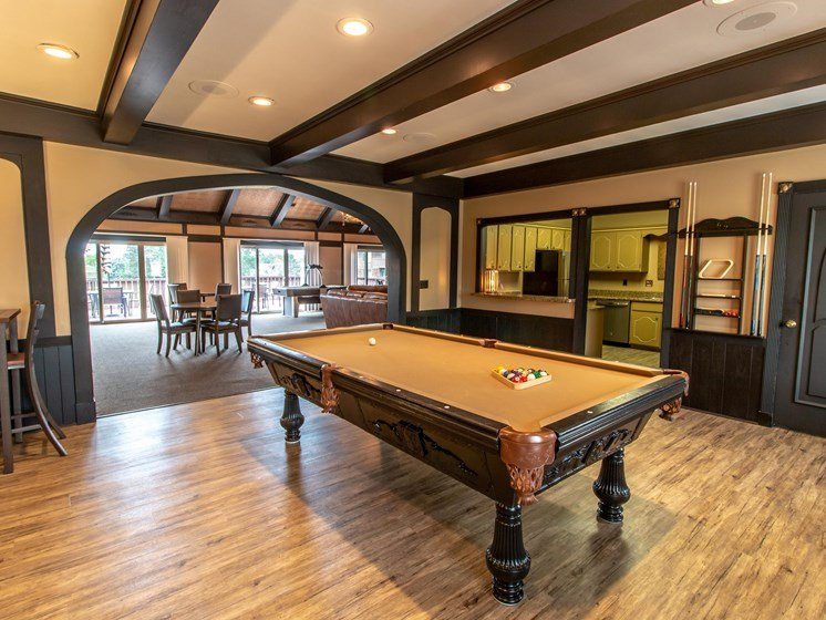 Billiards Table- Fountain Pointe in Grand Blanc, MI!