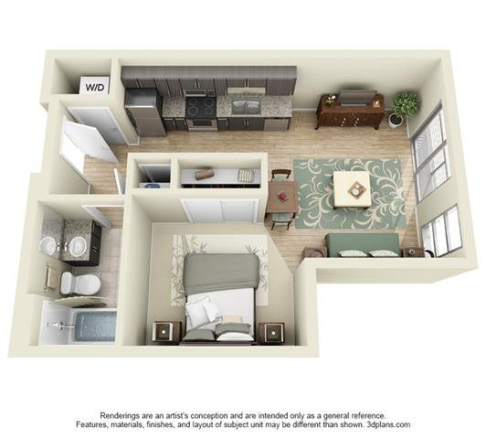 Breezer Floor Plan 1
