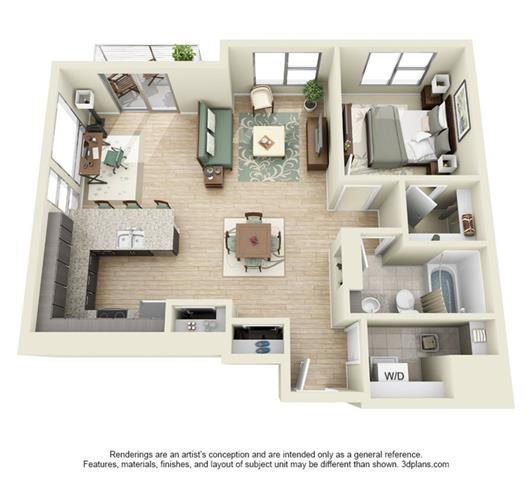 Crossover Floor Plan 4