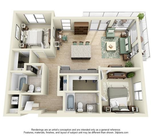 Terminus Floor Plan 7