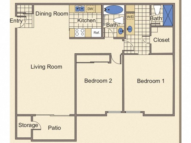 Cabernet Floor Plan 4