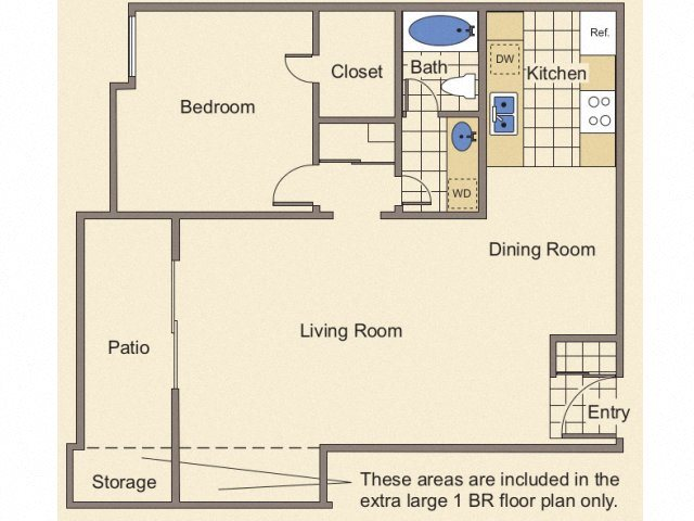 Chianti Floor Plan 3