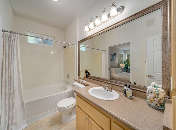 Preserve at Blue Ravine - Spacious bathrooms with roman soaking tubs