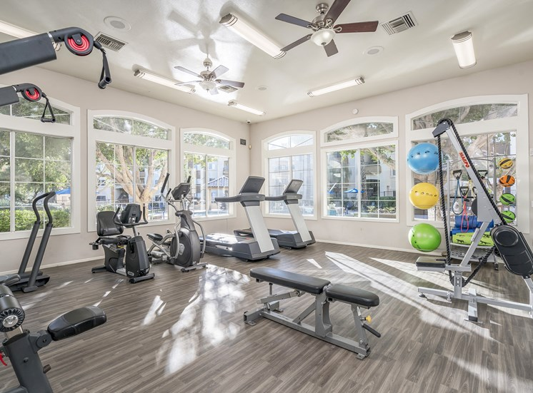 Sonterra Apartments at Paradise Valley - 24-hour fitness center