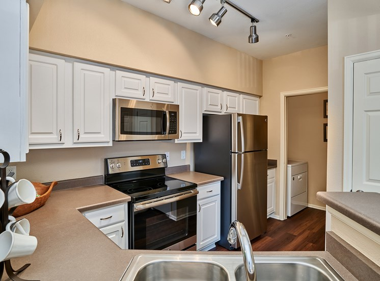 Grand Centennial - Spacious kitchens with ample cabinet space