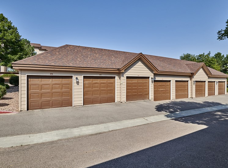 Grand Centennial - Private garages with remote access available