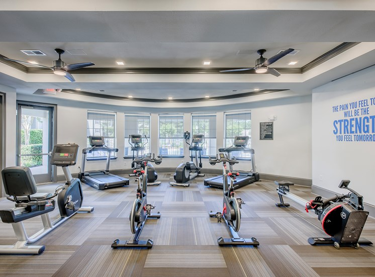 Cheswyck at Ballantyne fitness center