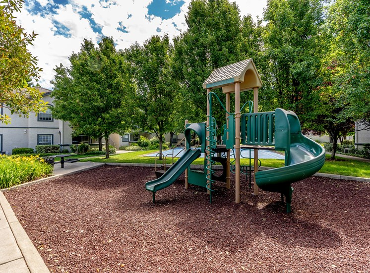 The Commons apartments playground