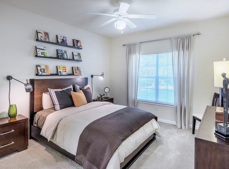 The Estates at River Pointe - Ceiling fans