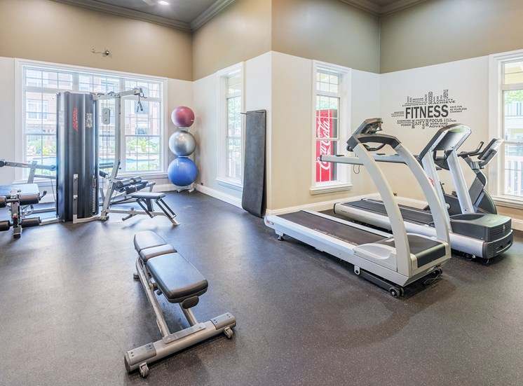 Belle Harbour Apartments - Fitness center