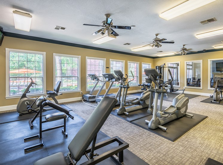 Wildwood Forest - Well-equipped resident fitness center