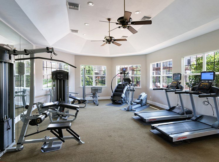 Cordillera Ranch Apartments - State-of-the-art fitness center