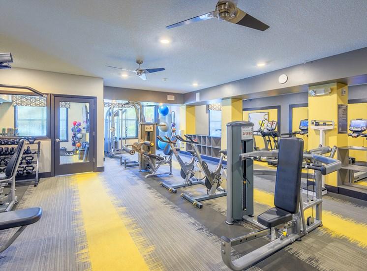 Bonterra Parc - 24-hour fitness center