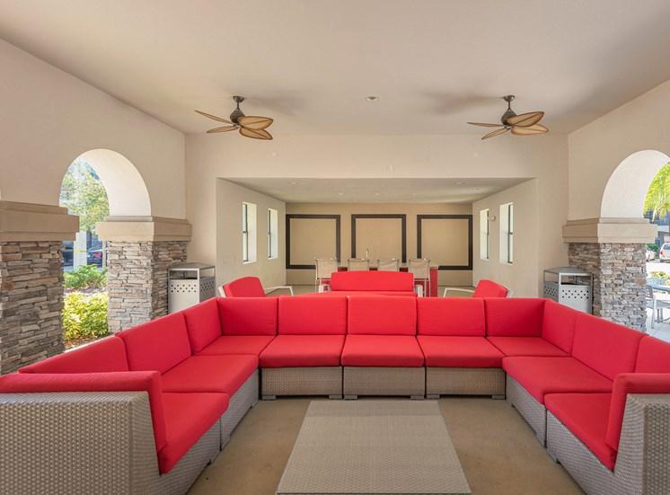 Bonterra Parc - Cabana lounge