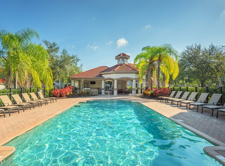 Asprey resort-style pool