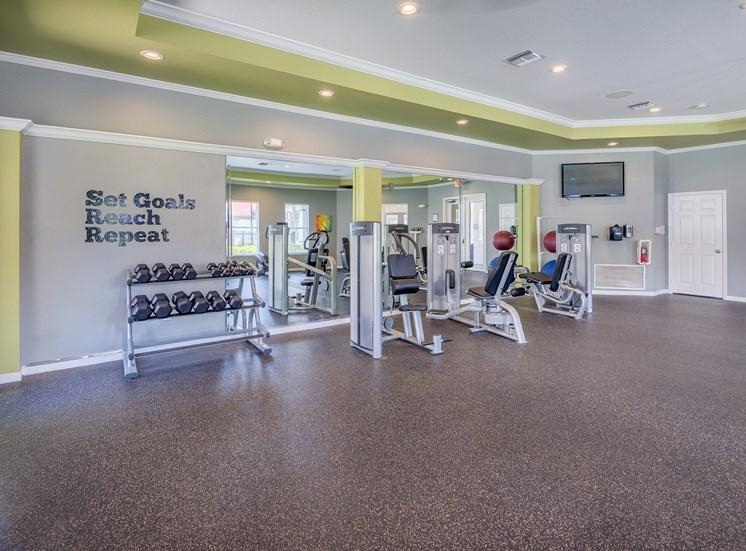 Asprey fitness center - strength training