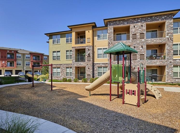 Acadia at Cornerstar Apartments - Playground