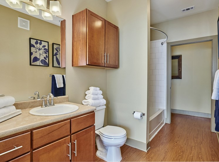 Acadia at Cornerstar Apartments - Fully updated bathrooms