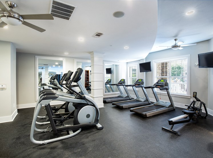 Parc at Grandview Apartments 24-hour fitness center