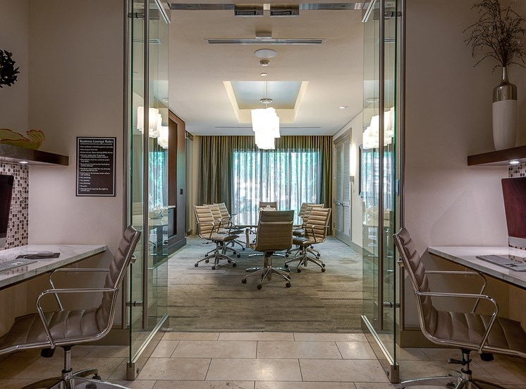Cityplace Heights - Private conference room
