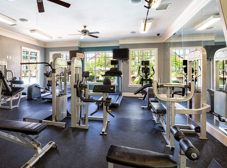 Carrington Place at Shoal Creek - 24-hour fitness center