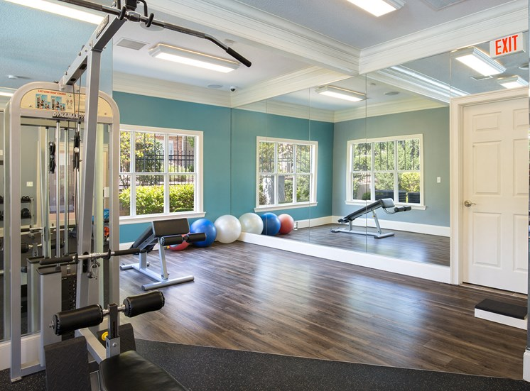 Carrington Place at Shoal Creek - Cardio strength training studio