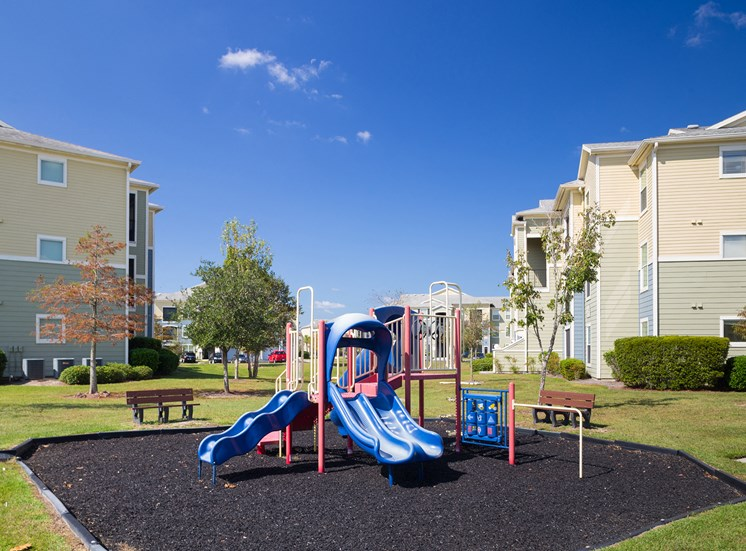 Courtney Station Apartments playground