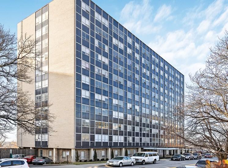 910 Penn exterior building
