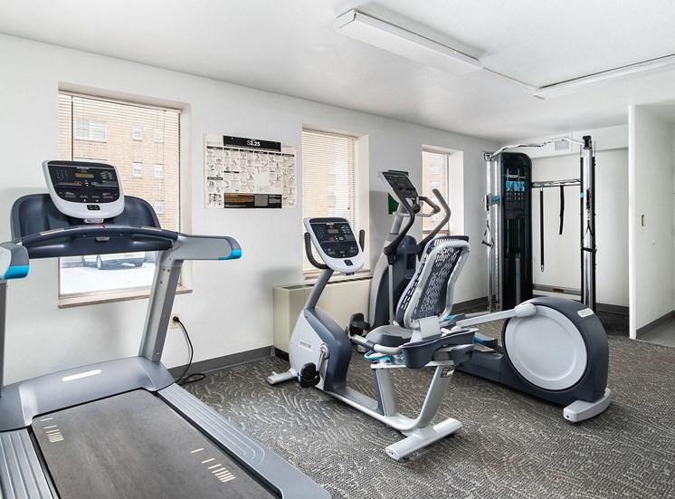 KC Modern - 24 hour fitness center