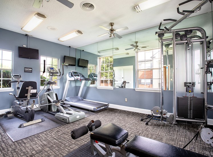 Littlestone of Village Green Apartments - 24-hour fitness center