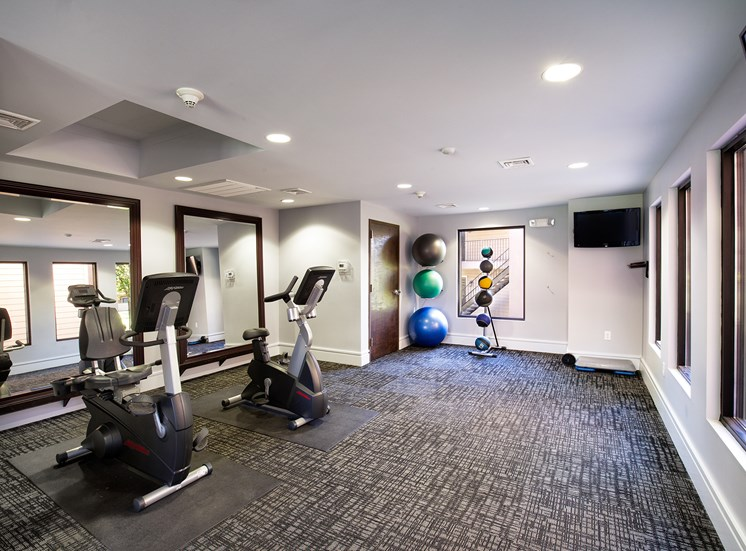 Oakwell Farms Apartments - Fitness center