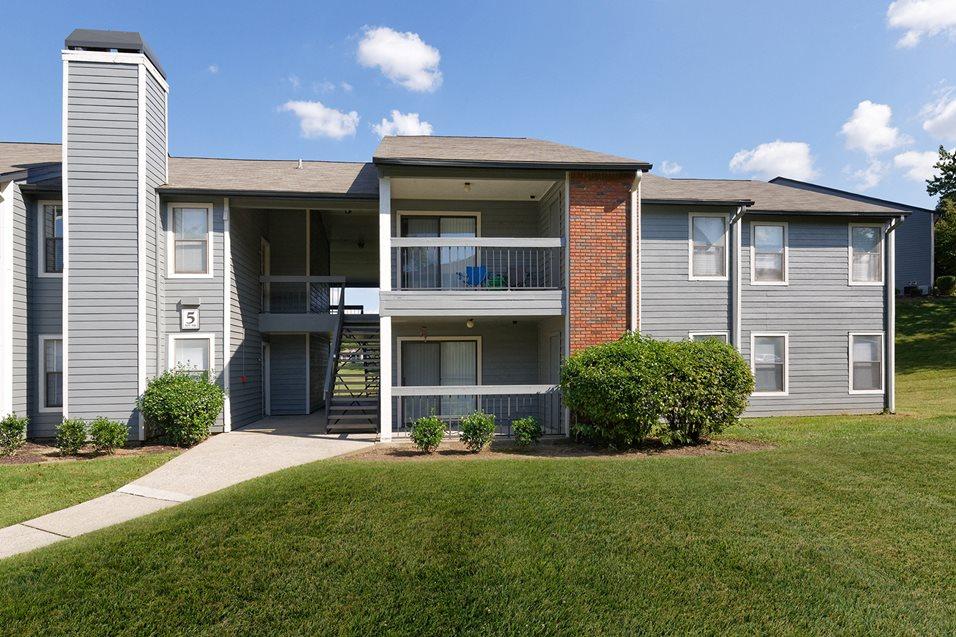 Arbor Hills Apartments exterior
