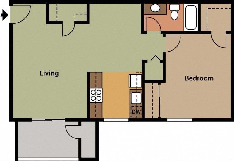 Alta somersetWest Valley City, UT Enclave at Redwood apartments 1 bedroom 1 bath