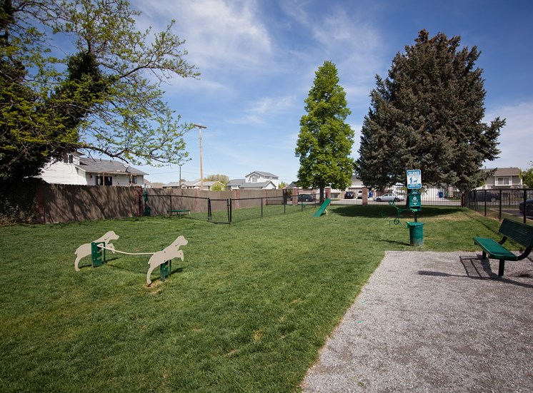 West Valley City, UT Enclave at Redwood apartments Bark Park
