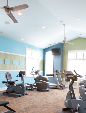 State of the Art Fitness Center at Legacy at Crescent Park